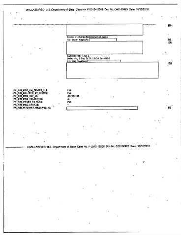 Page 1: JW v State Clinton Pagliano emails 01441 pg 10-12