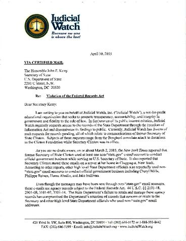 Page 1: JW v Kerry 00785 emails Kerry letter