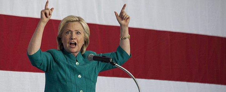 Judicial Watch: New Documents Reveal More Instances of Classified Information on Hillary Clinton's Unsecure, Non-'State.gov' System - Judicial Watch