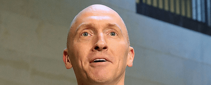 Judicial Watch Asks Court for Carter Page FISA Warrant Hearing Transcripts - Judicial Watch
