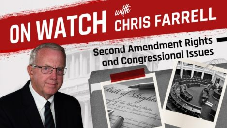 On Watch: Revealing the TRUTH about Gun Control, Red Flag Laws, & the 2nd Amendment - Judicial Watch